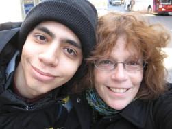 Emanuel Pinkhasov and Ellen Rosenberg