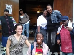 Volunteering at Greenpoint Reformed Church