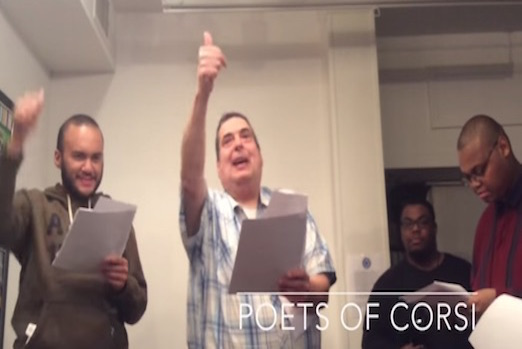 Check out a video of our own Poets of Corsi Perform  at Uptown Ability.
