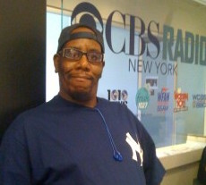 William Fulcher works as a mailroom/messenger at CBS Radio where he replaced another Job Path worker who retired.