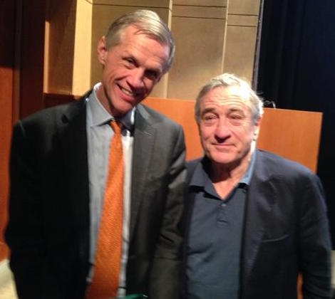 DeNiro:NewSchool