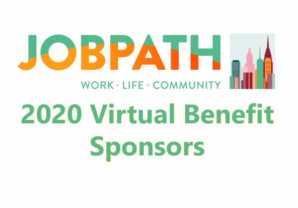 Job Path thanks the sponsors and supporters of our virtual benefit
